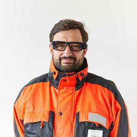 Johan de Geyter, Chief Executive Officer | Iristick