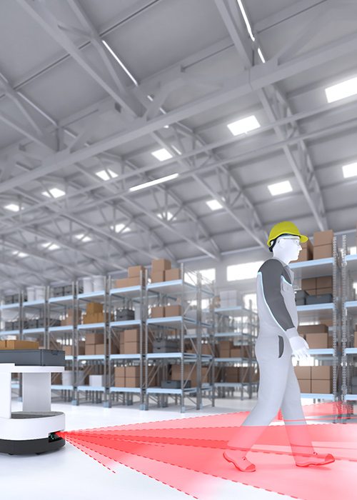 Leading the Way for Automated Guided Vehicles
